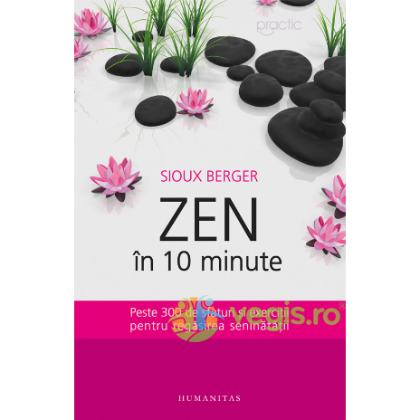 Zen in 10 minute - Sioux Berger HUMANITAS