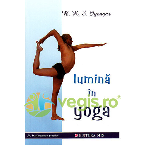 MIX Lumina in Yoga. Yoga Dipika – B. K. S. Iyengar