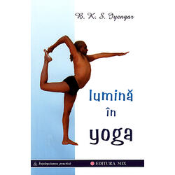 Lumina in Yoga. Yoga Dipika - B. K. S. Iyengar MIX
