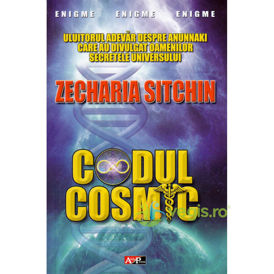 ALDO PRESS Codul cosmic – Zecharia Sitchin