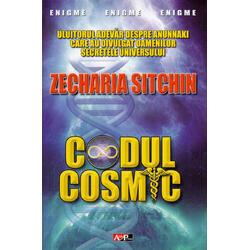 Codul cosmic - Zecharia Sitchin ALDO PRESS