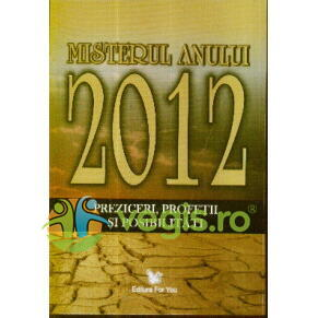 Misterul anului 2012 FOR YOU