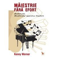 Maiestrie fara efort - Kenny Werner FOR YOU