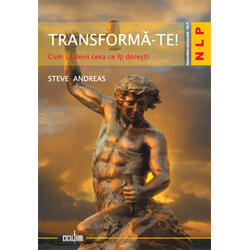 Transforma-te! - Steve Andreas