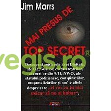 ANTET Mai presus de top secret – Jim Marrs