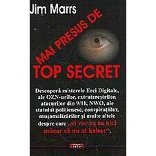 Mai presus de top secret - Jim Marrs ANTET