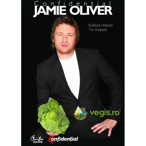 Kiosc - Confidential - Jamie Oliver - Stafford Hildred CURTEA VECHE