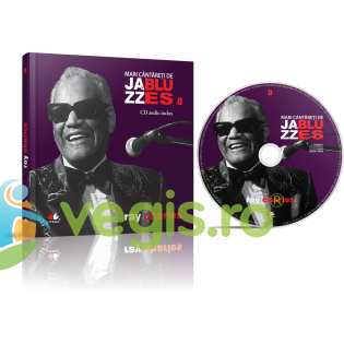 LITERA Jazz si Blues 8: Ray Charles + Cd