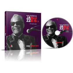 Jazz si Blues 8: Ray Charles + Cd LITERA