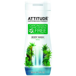 Gel De Dus Revigorant Eco/Bio 355ml ATTITUDE