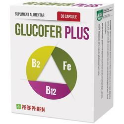 Glucofer Plus 30cps QUANTUM PHARM