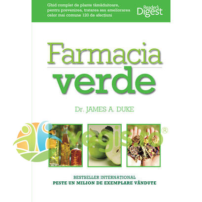 READERS DIGEST Farmacia verde – James A. Duke