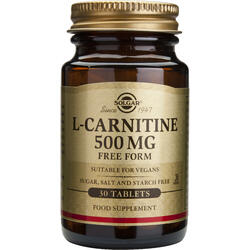 L-Carnitine 500mg 30cps -