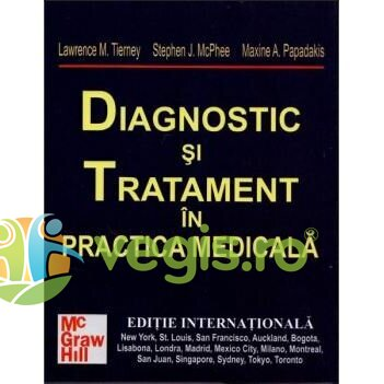 Diagnostic Si Tratament In Practica Medicala – Lawrence M. Tierney, Stephen J. Mcphee, Maxine A. Pap EDITURA STIINTELOR MEDICALE