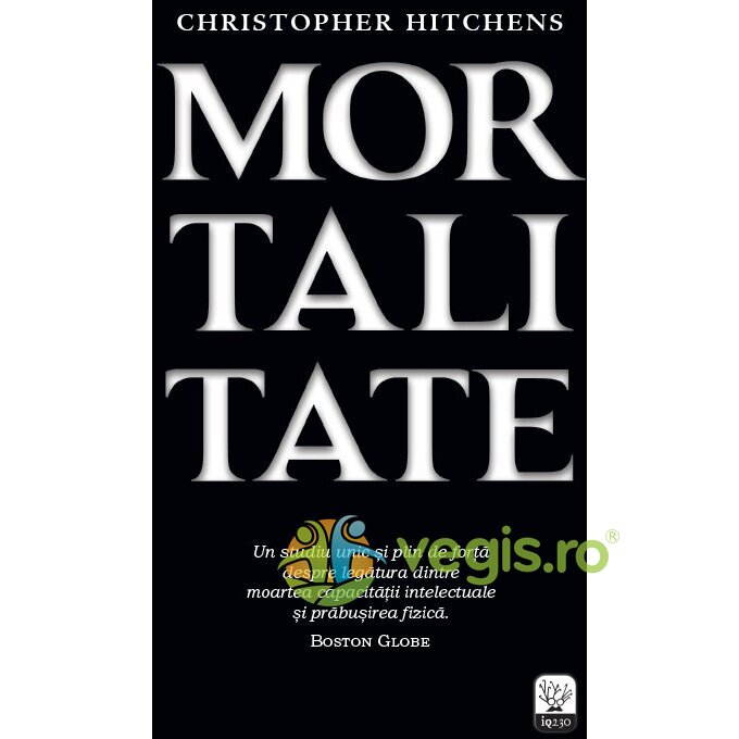 LITERA Mortalitate – Christopher Hitchens