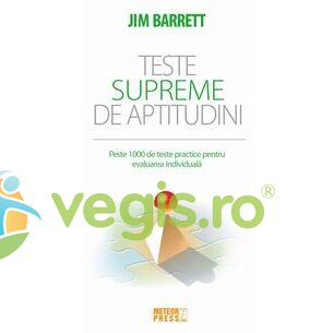 METEOR PRESS Teste Supreme De Aptitudini – Jim Barrett