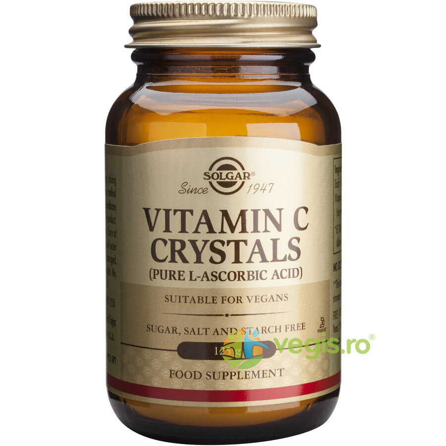 Vitamina C Crystals 125g