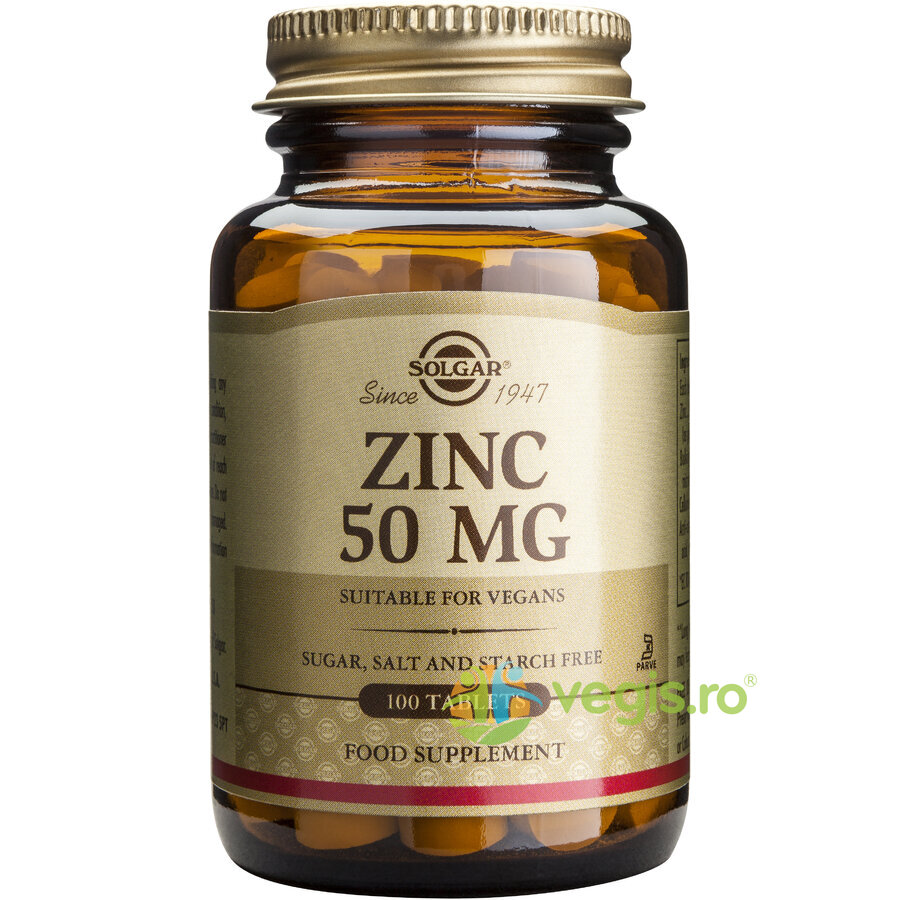 Zinc Gluconate 50mg 100tb