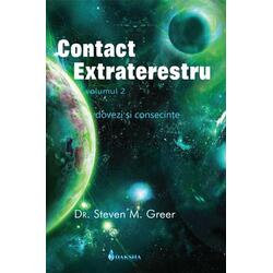 Contact extraterestru vol. 2 - Steven M. Greer