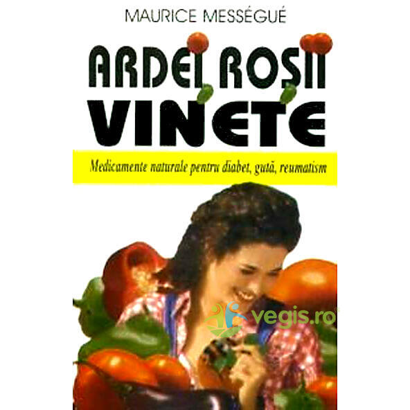 Ardei Rosii Vinete - Maurice Messegue VENUS