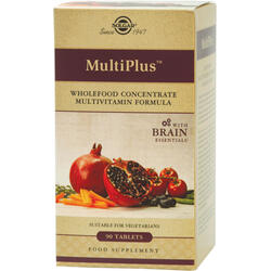 Multi Plus Brain 90tb - SOLGAR