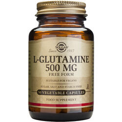 L-Glutamine 500mg 50cps Vegetale -