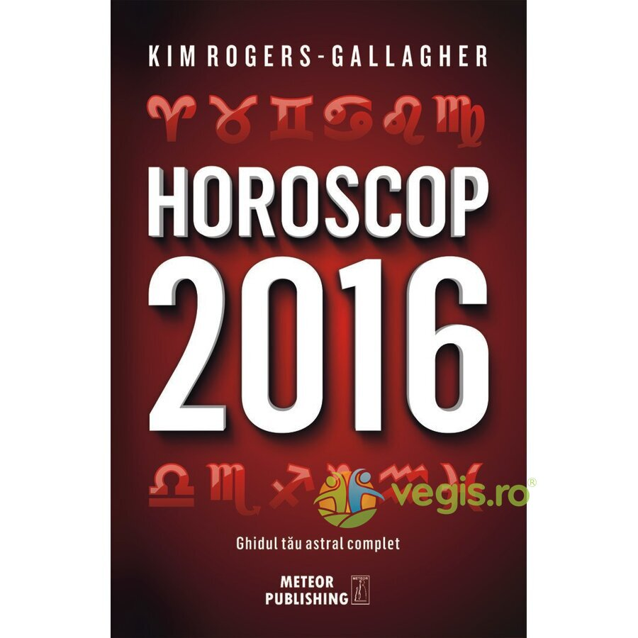 METEOR PRESS Horoscop 2016 – Kim Rogers-Gallagher