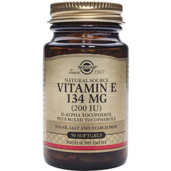 Vitamina E 200iu 134mg 50cps Vegetale -