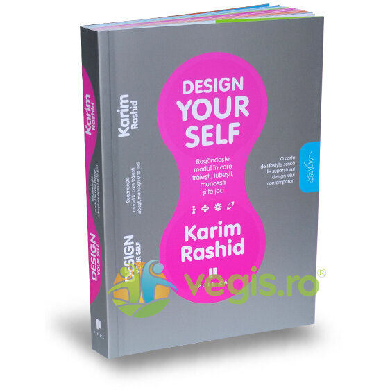 PUBLICA Design Your Self Ii – Karim Rashid
