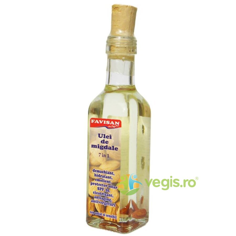 Ulei De Migdale 7 In 1 100ml