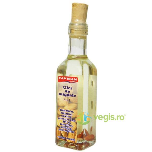 Ulei De Migdale 7 In 1 100ml FAVISAN