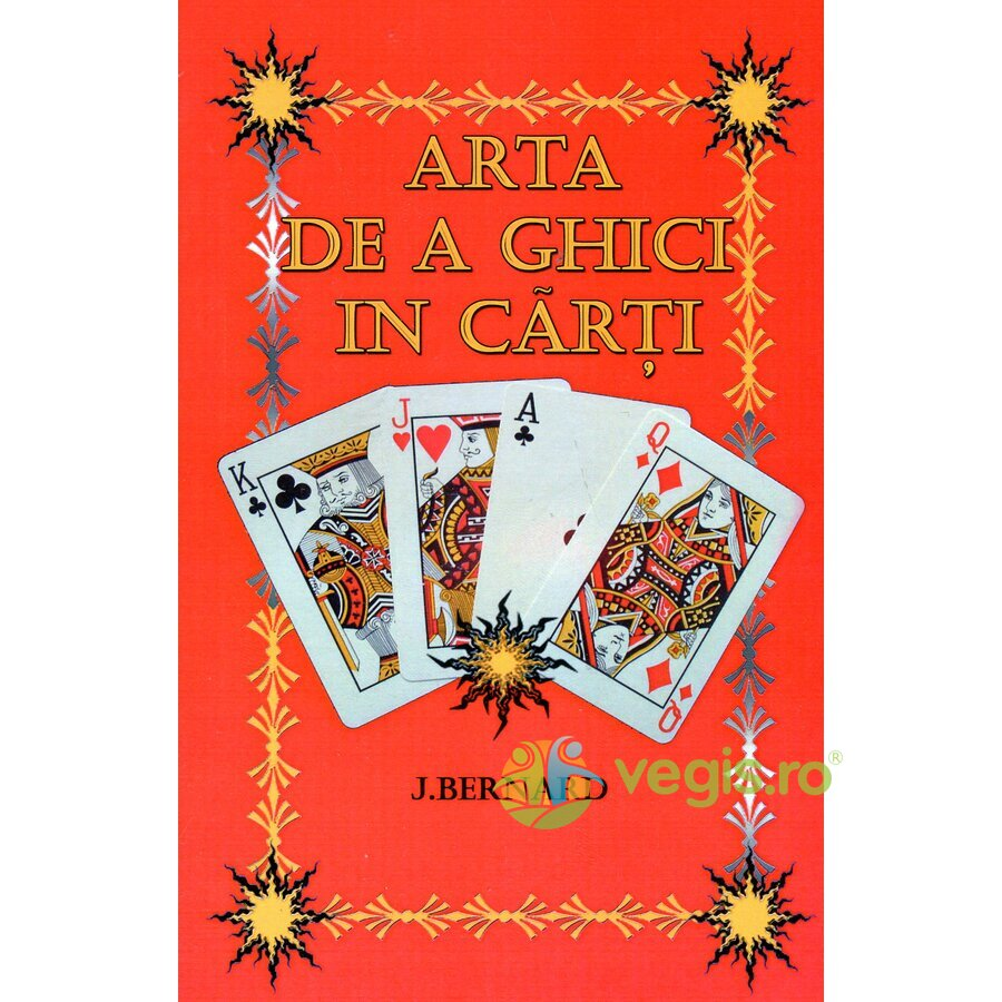ALDO PRESS Arta de a ghici in carti – J. Bernard