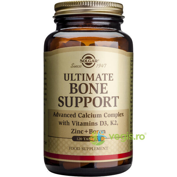 Ultimate Bone Support 120 tablete SOLGAR