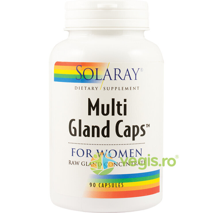 Multi Gland Caps For Women 90cps