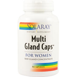 Multi Gland Caps For Women 90cps SECOM