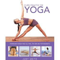 Curs practic de Yoga - Judy Smith LITERA