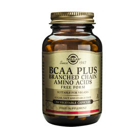 BCAA Plus 50cps Vegetale