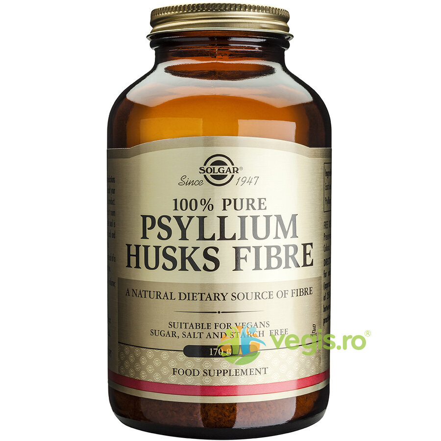 Psyllium Husks Fibre Powder 170g - thumbnail