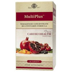 Multi Plus Cardio 90tb - SOLGAR