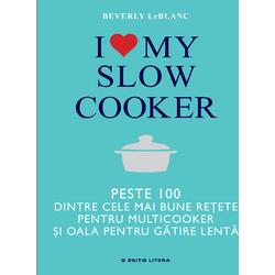 I love my slow cooker - Beverly Leblanc LITERA
