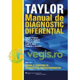 Manual de diagnostic diferential. Taylor - Paul M. Paulman WOLTERS KLUWER