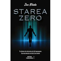 Starea zero - Joe Vitale METEOR PRESS