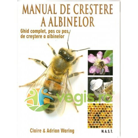 Manual de crestere a albinelor - Claire si Adrian Waring thumbnail