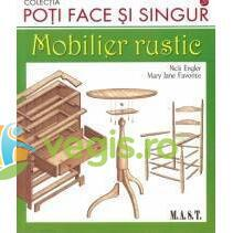 Mobilier rustic - Nick Engler MAST