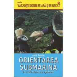 Orientarea submarina in scufundarea de agrement - Alain Perrier MAST