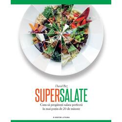 Supersalate - David Bez LITERA