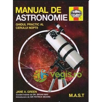 Manual de astronomie - Jane A. Green MAST