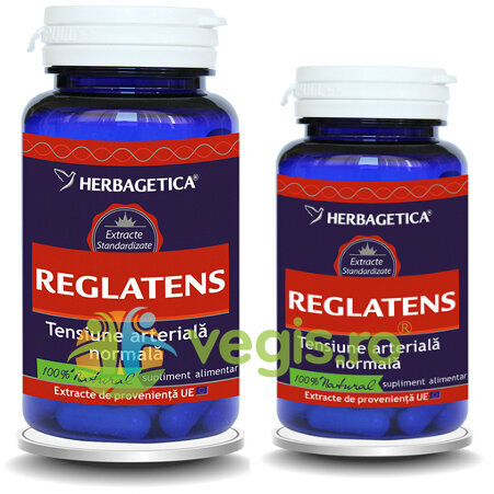 Reglatens 60cps+30cps Promo HERBAGETICA