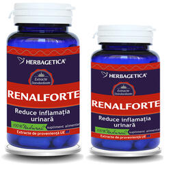 Renal Forte 60cps+30cps Promo HERBAGETICA