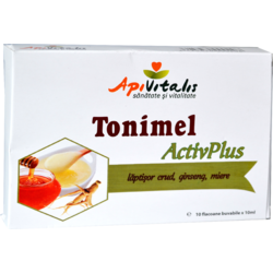 Tonimel Activ Plus 10fiole x 10ml
